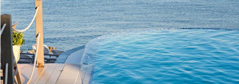 construire piscine debordement