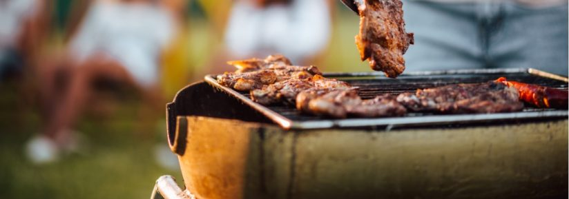 Barbecue de fabrication artisanale