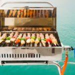 barbecue gaz bateau