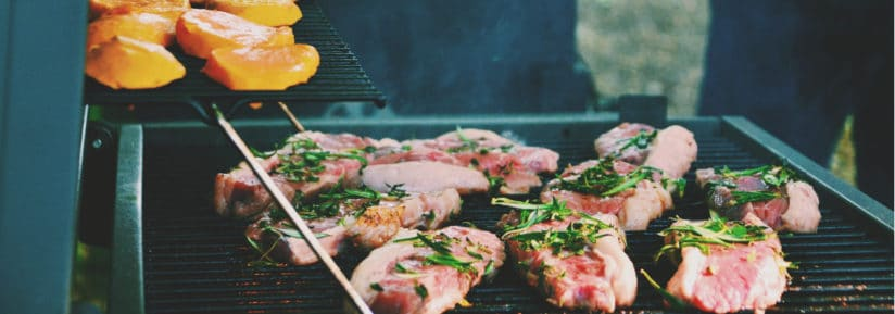 cuisson basse température barbecue