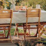 table de jardin de fabrication française