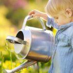 outils de jardinage pour enfants