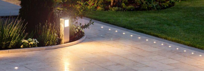 Luminaires extérieurs de jardin